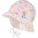 MaxiMo Baby Schirmmütze zum Binden für Mädchen