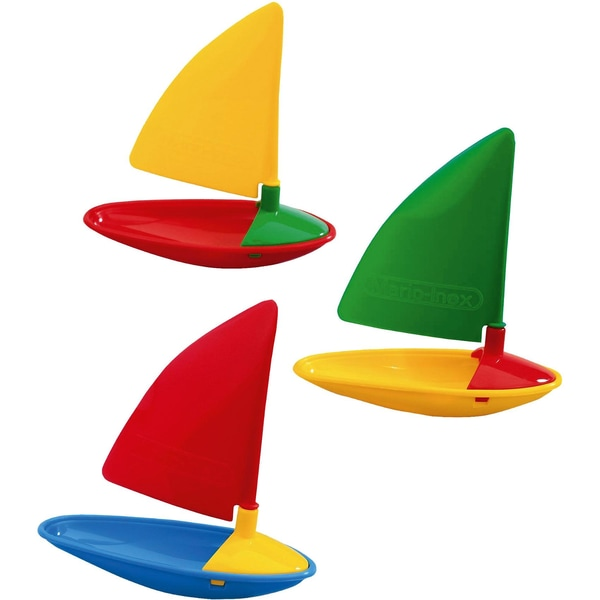 Eduplay Segelboot-Set 12 Stück