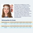 hyphen Kinder UV-Schutz Sonnenhut mit Nackenschutz