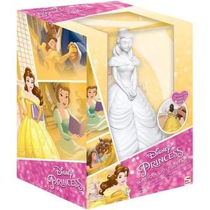 Sambro Disney Princess DIY Spardose zum Bemalen Belle