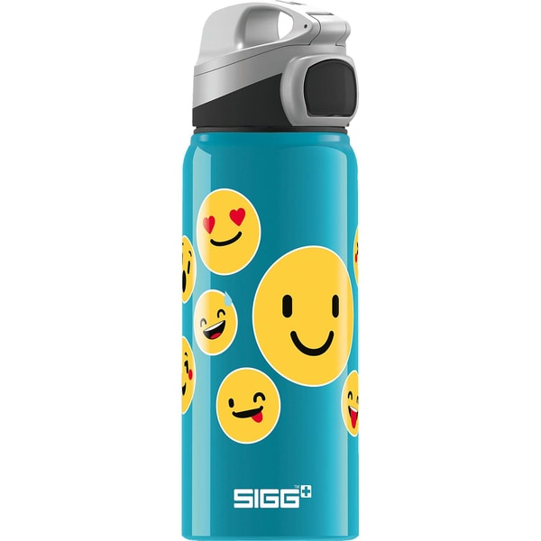 Sigg Alu-Trinkflasche Miracle Emoticon 600 ml