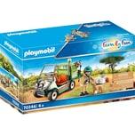 Playmobil 70346 Zoo Tierarzt mit Fahrzeug