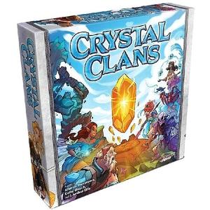Asmodee Crystal Clans Spiel