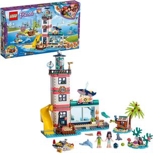 LEGO 41380 Friends: Leuchtturm mit Flutlicht