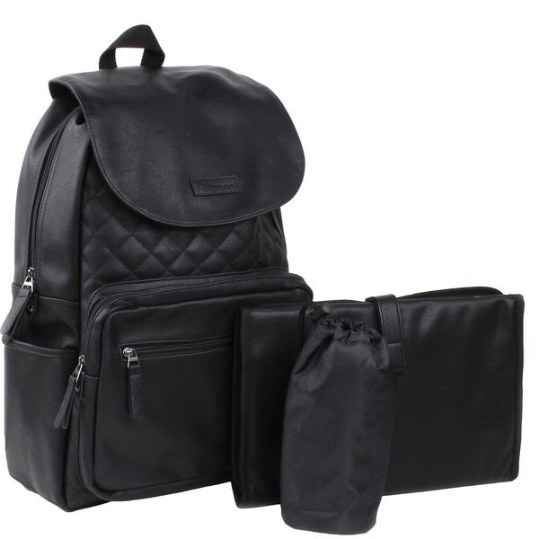 Kidzroom Wickelrucksack Lovely black