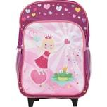 Idena Rucksacktrolley Prinzessin 38 x 28 x 135 cm