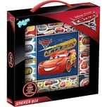 TOTUM Cars 3 Stickerbox 1.000 Sticker