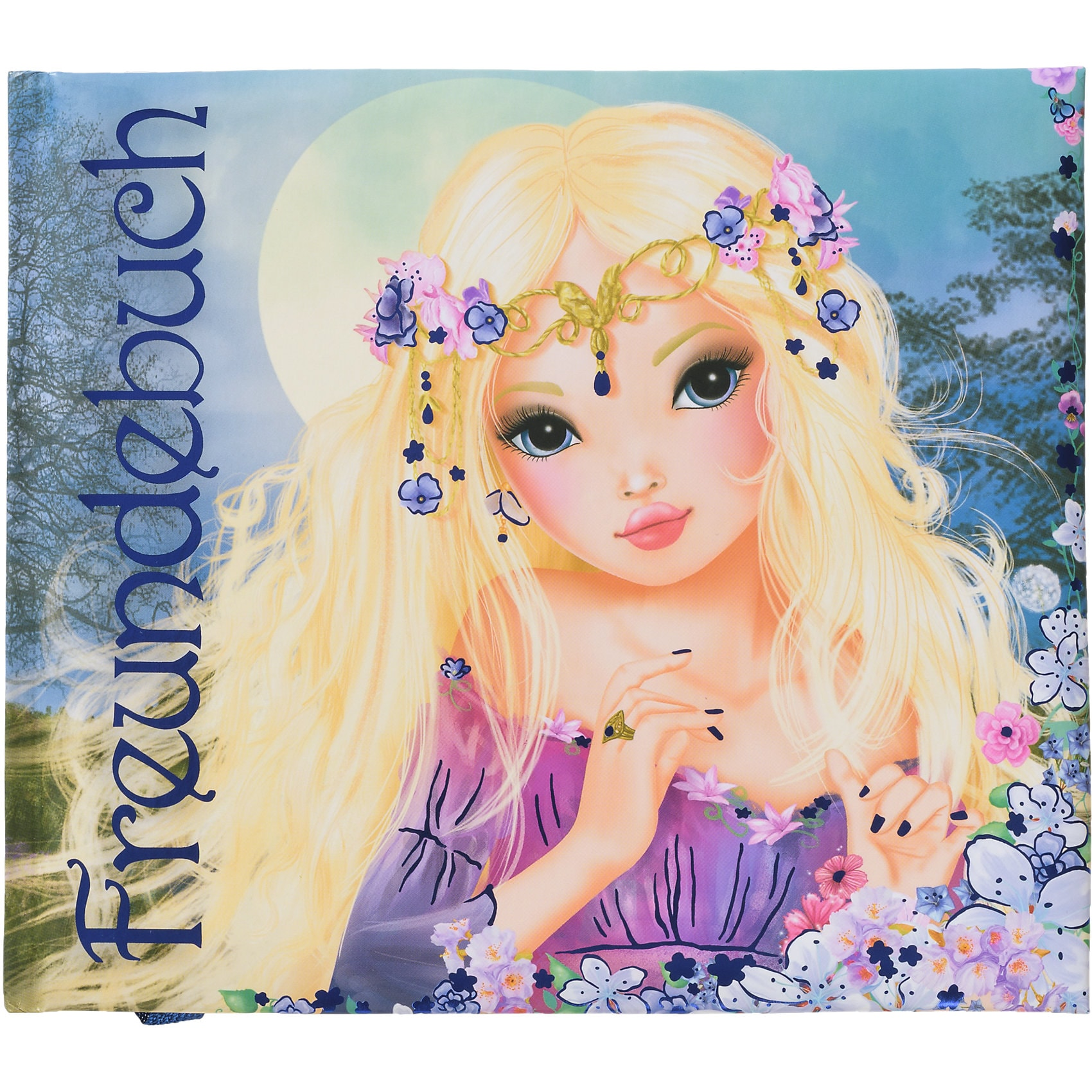 Depesche Freundebuch Fantasy Model