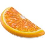 Intex Luftmatratze Orangen-Stück 178 x 85 cm