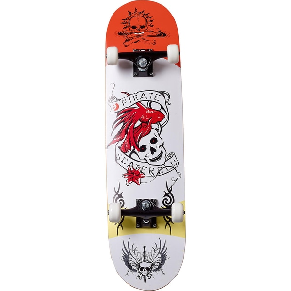 Best Sporting Skateboard A5 Pirate Scater Club