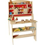 Beluga Holz-Kaufladen einklappbar