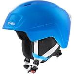 Uvex Skihelm Heyya Pro Race blau matt