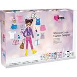C. KREUL Window Color Fashion Designer Set