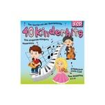 CD Kiddys Corner Band 40 Kinderhits 2 CDs