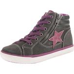 Indigo Sneakers High für Mädchen Gefüttert