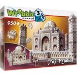 Wrebbit 3D Puzzle 950 Teile Taj Mahal