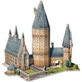Wrebbit Wrebbit 3D Puzzle 850 Teile Harry Potter Hogwarts - Große Halle