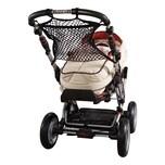 sunnybaby Universalnetz für Kinderwagen mit Anker schwarz