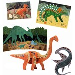 DJECO Multi-Activity Kit: Welt der Dinosaurier