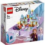 LEGO 43175 Disney Princess: Annas und Elsas Märchenbuch