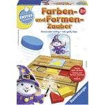 Ravensburger Spielend Erstes Lernen Farben- und Formen-Zauber