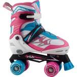 Fila Skates Rollerskate verstellbar weiß-pink