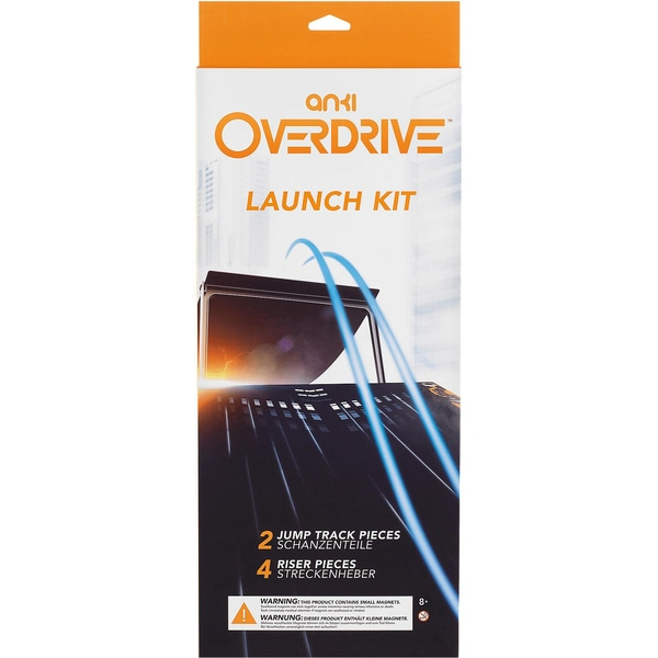 Anki Overdrive Erweiterungsset Sprungschanze 2.0 Launch Kit 2.0