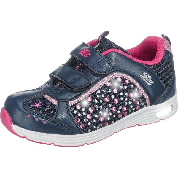 LICO Sneakers Low Shine V Blinky für Mädchen
