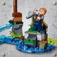 LEGO 75935 Jurassic World™: Baryonyxs Kräftemessen: Die Schatzsuche