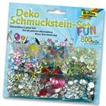 Folia Schmucksteinset Fun über 800 Teile