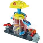 Mattel Hot Wheels City Feuerwehr-Einsatzzentrale Spielset