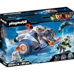 Playmobil 70231 Spy Team Schneegleiter