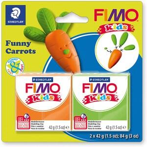 Staedtler Fimo Kids Funny Carrots