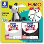 FIMO FIMO kids Funny Cats