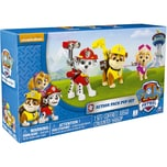 Spin Master PAW Patrol Action Pack Pup Figuren 3er Set - Version 1 Marshall Rubble Skye