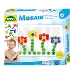 LENA Design Studio Mosaik Transparent 72-tlg.