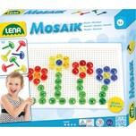LENA Design Studio Mosaik Transparent 72-tlg.