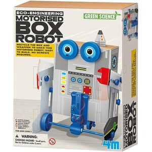 4M Eco-Engineering Motorisierter Box-Robo
