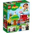 LEGO 10901 Duplo Feuerwehrauto