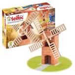Teifoc TEI 4040 Steinbaukasten Windmühle