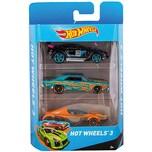 Mattel Hot Wheels 3er Geschenkset Sortiment