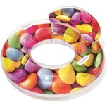 Bestway Schwimmsessel Candy Delight 118 cm
