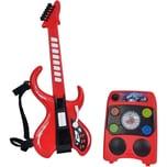 Simba MMW Disco Gitarre mit Verstärker