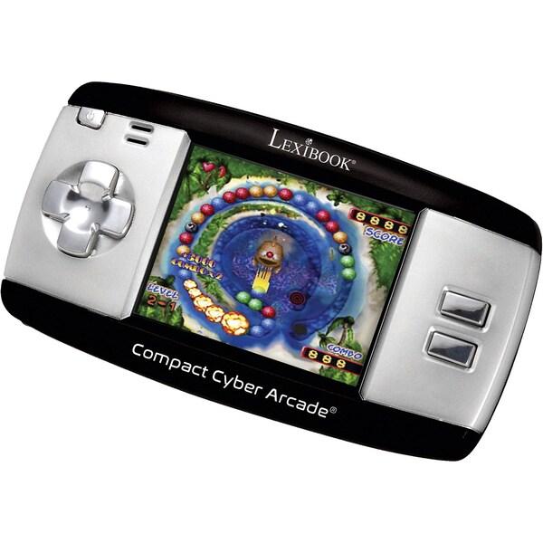 Lexibook Spielekonsole Compact Cyber Arcade mit 250 Spielen