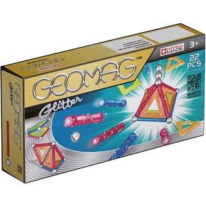 Geomag Glitter 22-tlg.