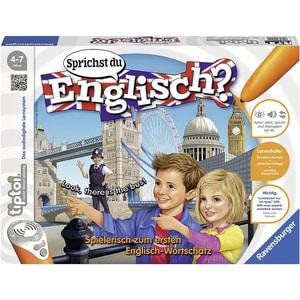 Ravensburger tiptoi® Sprichst du Englisch? ohne Stift