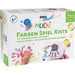 C. KREUL Mucki Farben-Spiel-Kiste - Wir malen mit Händen und Fingern