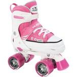 Hudora Rollschuhe Rollerskate pink