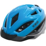 KED Helmsysteme Fahrradhelm Gekko blau