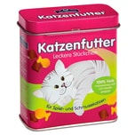ERZI Spiellebensmittel Katzenfutter